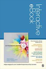 Entrepreneurship Interactive eBook
