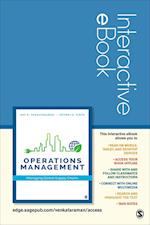 Operations Management Interactive eBook
