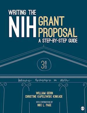 Bog, paperback Writing the Nih Grant Proposal af William Gerin