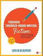 Teaching Evidence-Based Writing (Corwin Literacy)