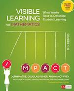 Visible Learning for Mathematics, Grades K-12 af John A. Hattie, Nancy Frey, Douglas B. Fisher