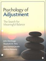 Psychology of Adjustment af John N. Moritsugu
