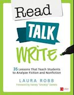 Read, Talk, Write af Laura J. Robb