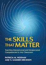 The Skills That Matter