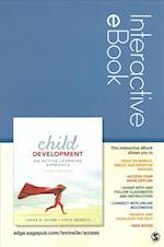 Child Development, 3e Interactive eBook