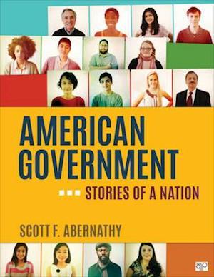 Bog, paperback American Government; Stories of a Nation af Scott F. Abernathy