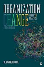 Organization Change af W. Warner Burke