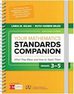 Your Mathematics Standards Companion, Grades 3-5 (Corwin Mathematics Series)