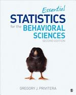 Essential Statistics for the Behavioral Sciences