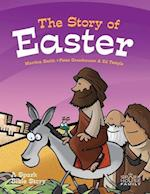 The Story of Easter (Spark Bible Stories)