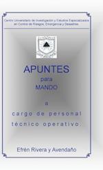 Centro Universitario de Investigacion y Estudios Especializados En Control de Riesgos, Emergencia y Desastres.