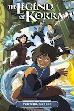 Turf Wars Part One (Legend of Korra, nr. 1)