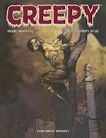 Creepy Archives Collection 25 (Creepy Archives)