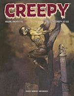 Creepy Archives 25 (Creepy Archives)