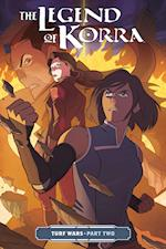 The Legend of Korra Turf Wars 2 (Legend of Korra)