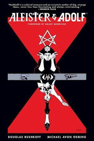Bog, hardback Aleister & Adolf af Douglas Rushkoff