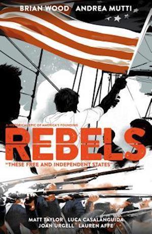 Bog, paperback Rebels af Brian Wood