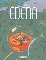 The World of Edena (Moebius Library)
