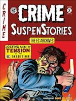 The EC Archives Crime Suspenstories 3 (Ec Archives Crime Suspenstories)