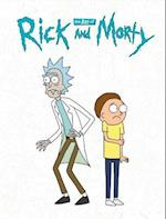 The Art of Rick and Morty (Rick and Morty)