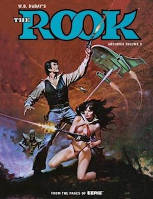 Bog, hardback W.B. DuBay's the Rook Archives Volume 2 af W. B. DuBay