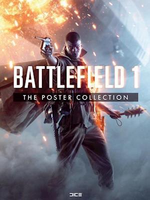 Bog, paperback Battlefield 1: The Poster Collection af Ea Dice