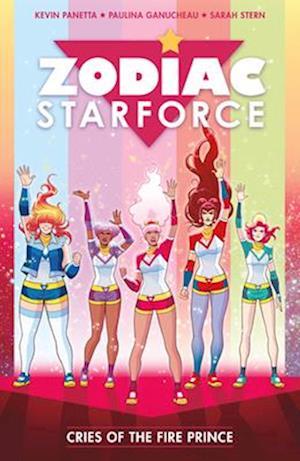 Bog, paperback Zodiac Starforce 2 af Kevin Panetta