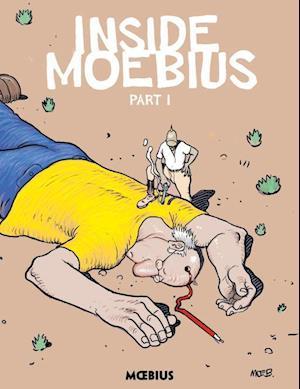 Bog, hardback Moebius Library - Inside Moebius 1 af Jean Giraud