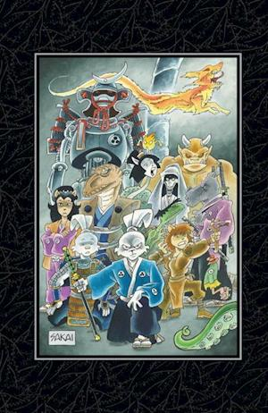 Bog, hardback The Usagi Yojimbo Saga Legends Limited Edition af Stan Sakai