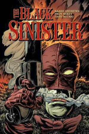 Bog, hardback The Black Sinister af Troy Nixey