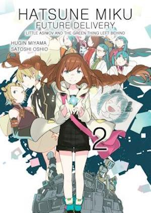 Hatsune Miku: Future Delivery Volume 2