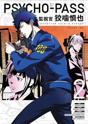 Bog, paperback Psycho-pass: Inspector Shinya Kogami Volume 2 af Natsuo Sai