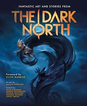 Bog, hardback The Dark North af Peter Bergting