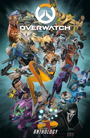 Bog hardback Overwatch Anthology 1 af Blizzard Entertainment