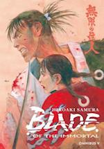 Blade of the Immortal Omnibus 5 af Hiroaki Samura