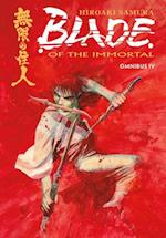 Blade of the Immortal Omnibus 4 af Hiroaki Samura
