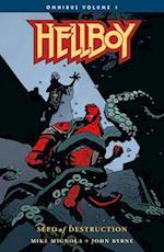 Hellboy Omnibus - Seed of Destruction af Mike Mignola