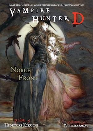 Vampire Hunter D Volume 29