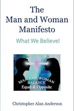 The Man and Woman Manifesto: What We Believe!