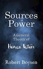 Sources of Power af Robert Boysen