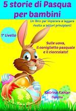 5 storie di Pasqua per bambini