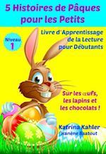 5 Histoires de Paques pour les Petits.
