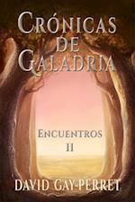 Cronicas de Galadria II - Encuentros af David Gay-Perret