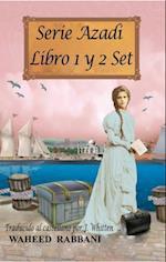 Serie Azadi Libro 1 y 2 Set