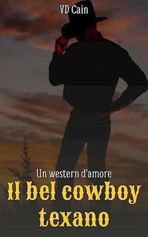 Il bel cowboy texano - Un western d'amore af VD Cain