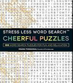 Stress Less Word Search - Cheerful Puzzles