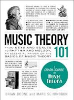 Music Theory 101 (Adams 101)