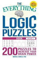 The Everything Logic Puzzles Book (The Everything Series, nr. 1)