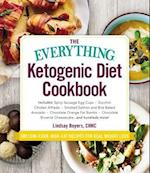 The Everything Ketogenic Diet Cookbook (Everything)