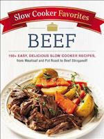 Slow Cooker Favorites Beef (Slow Cooker Favorites)
